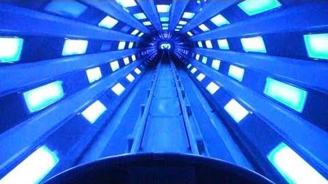 Space Mountain Front Seat Night Vision (HD POV) Magic Kingdom Florida On-Ride