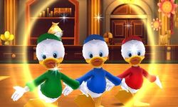 DMW - Huey, Dewey and Louie