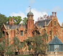 Haunted Mansion (Magic Kingdom and Tokyo Disneyland)