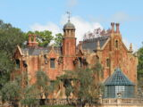 Haunted Mansion (Magic Kingdom and Tokyo Disneyland)