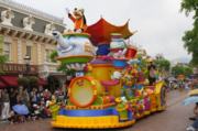 Flights of fanatsy parade