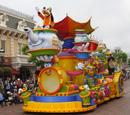 Disney's Flights of Fantasy Parade