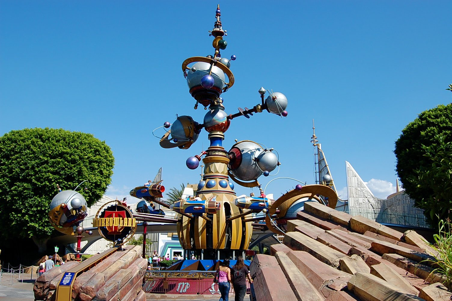 Image result for astro orbiter disneyland