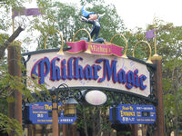 HK Disneyland Mickeys Philhar Magic by Dave Q