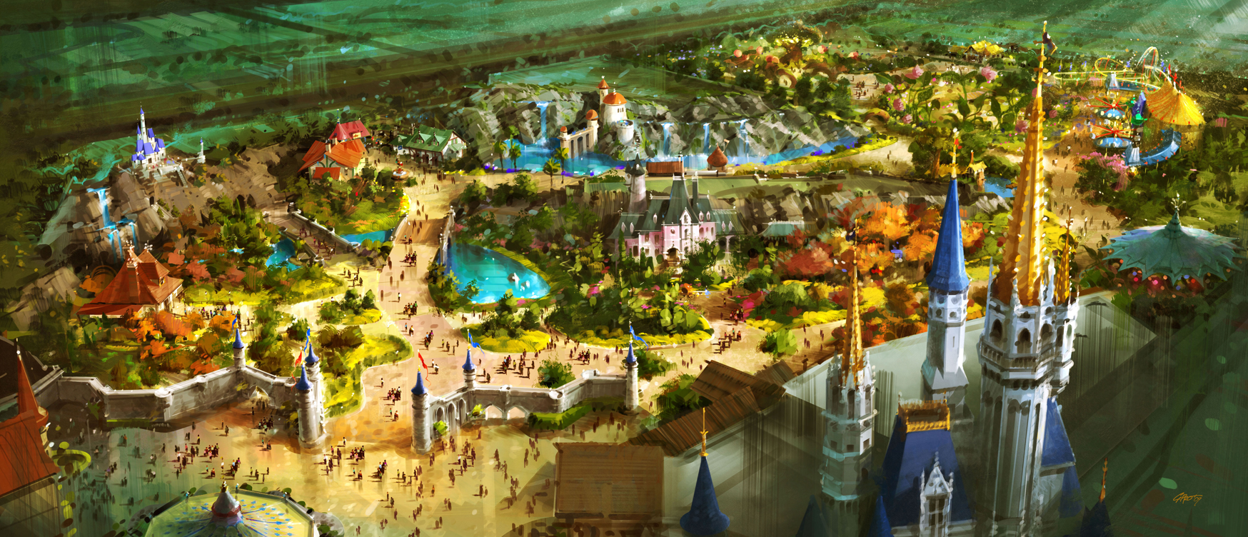 walt disney world future plans Walt disney world wdw wdw  creative officer at walt disney  who wanted to return here in the future finally, there were plans to add a .