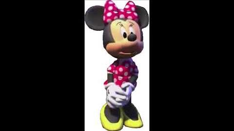 Disneyland Adventures - Minnie Mouse Voice Sound Part 02-0