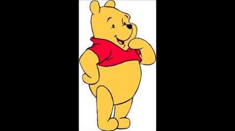 Kinect Disneyland Adventures - Winnie the Pooh Voice