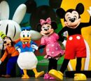 Disney Parks Characters