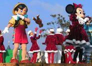 09 DLP Minnie and Pinocchio