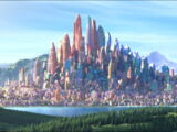 World of Zootopia