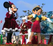 08 DLP Minnie and Pinocchio
