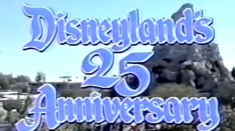 Disneyland's 25th Anniversary TV Special (1980)