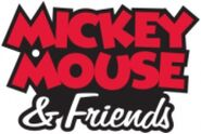 01 Mickey Mouse and Friends Logos