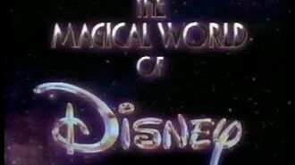 The Magical World Of Disney NBC Fall Preview Special 1988