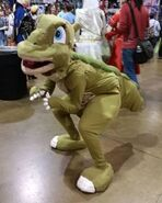 Ducky cosplay by theferbguy-dbaen33