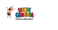 Uncle Grandpa's Cartoon Adventure Logo