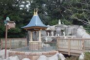 Snow White Grotto at Tokyo Disneyland