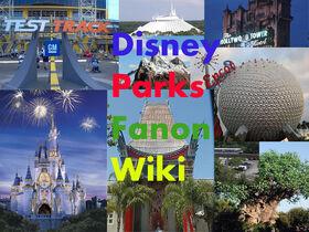 Disney-Parks-Fanon-Wiki-Log