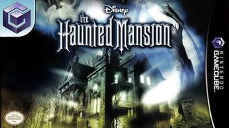 Longplay of The Haunted Mansion