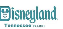 Disneyland Tennessee Resort logo from 1985 - 1995