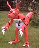Guilmon costume by chromamancer d1yi0ol-fullview