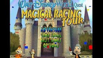 PSX Longplay 270 Walt Disney World Quest Magical Racing Tour