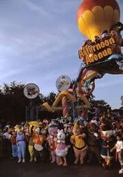 Disney Afternoon Avenue