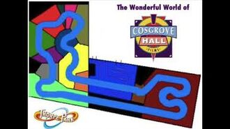 "Plans for ""The Wonderful World of Cosgrove Hall"" Dark Ride at Thorpe Park"