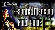Disney's The Haunted Mansion Walkthrough FULL GAME Longplay (PS2, GCN, XBOX)