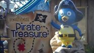 Treasure attraction