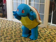 Squirtle anime north 2010 by ryukai mj