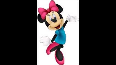 Disney Magical World - Minnie Mouse Voice