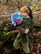 Twilight princess link cosplay by chelseycosplay-d5tvort