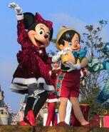 07 DLP Minnie and Pinocchio