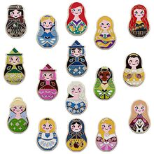 Full Set Nesting Dolls 2014