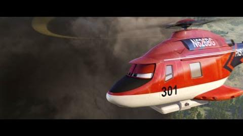 """We Got A Situation"" Clip - Planes Fire & Rescue"
