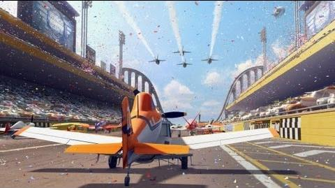 Disney's Planes Takes Flight