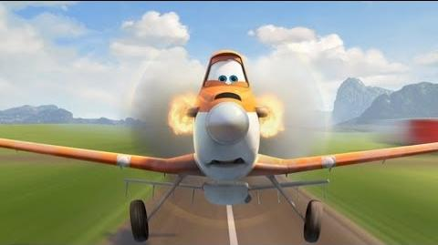 Disney's Planes - Meet Dusty