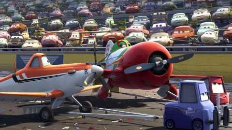 Disney's Planes Official Promo 5 In Cinemas August 23rd, 2013 Disney India