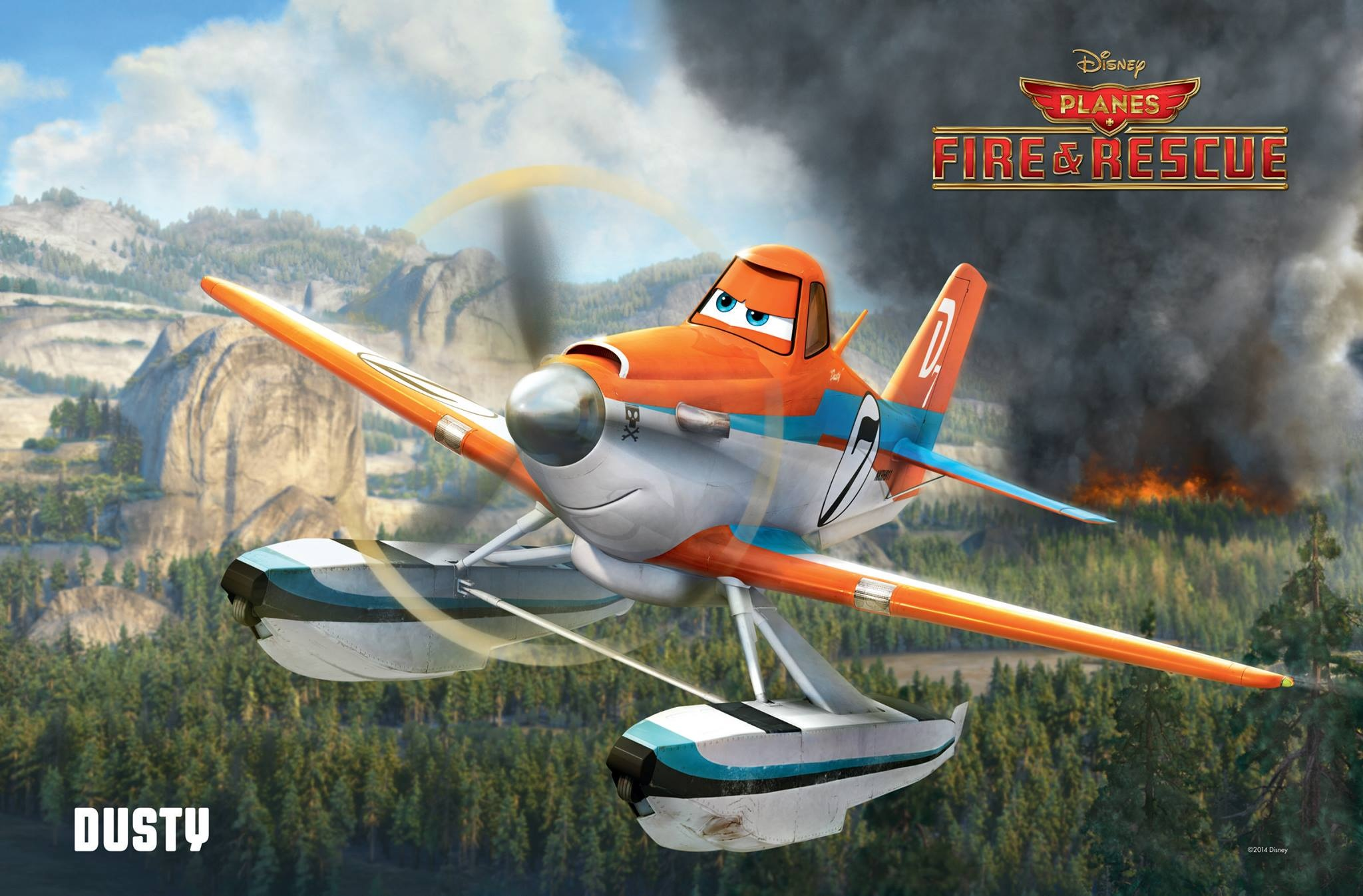 Image  Dusty Crophopper  Planes Fire and Rescuejpg  Planes