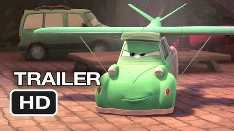 Planes Official Trailer 3 (2013) - Dane Cook Disney Animated Movie HD-0