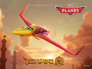 Disneys-Planes Wallpaper Ishani Standard