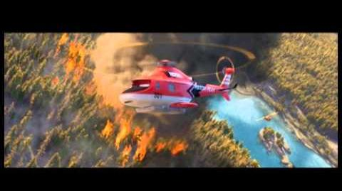 Disney's Planes Fire & Rescue Blade (In Cinemas 4 September 2014)