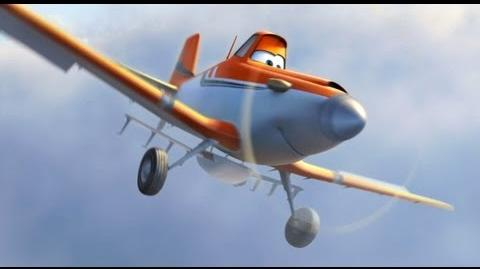 Disney's Planes - In Theatres in 3D August 9-0