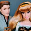Disney fairytale couples collection doll muñecas disney store 2014 parejas princess princesas heroes princes principe la bella durmiente sleeping beauty aurora felipe philip