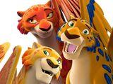Migs, Luna e Skylar
