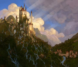 Andalasia Castle