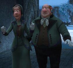 Kai and Gerda Frozen