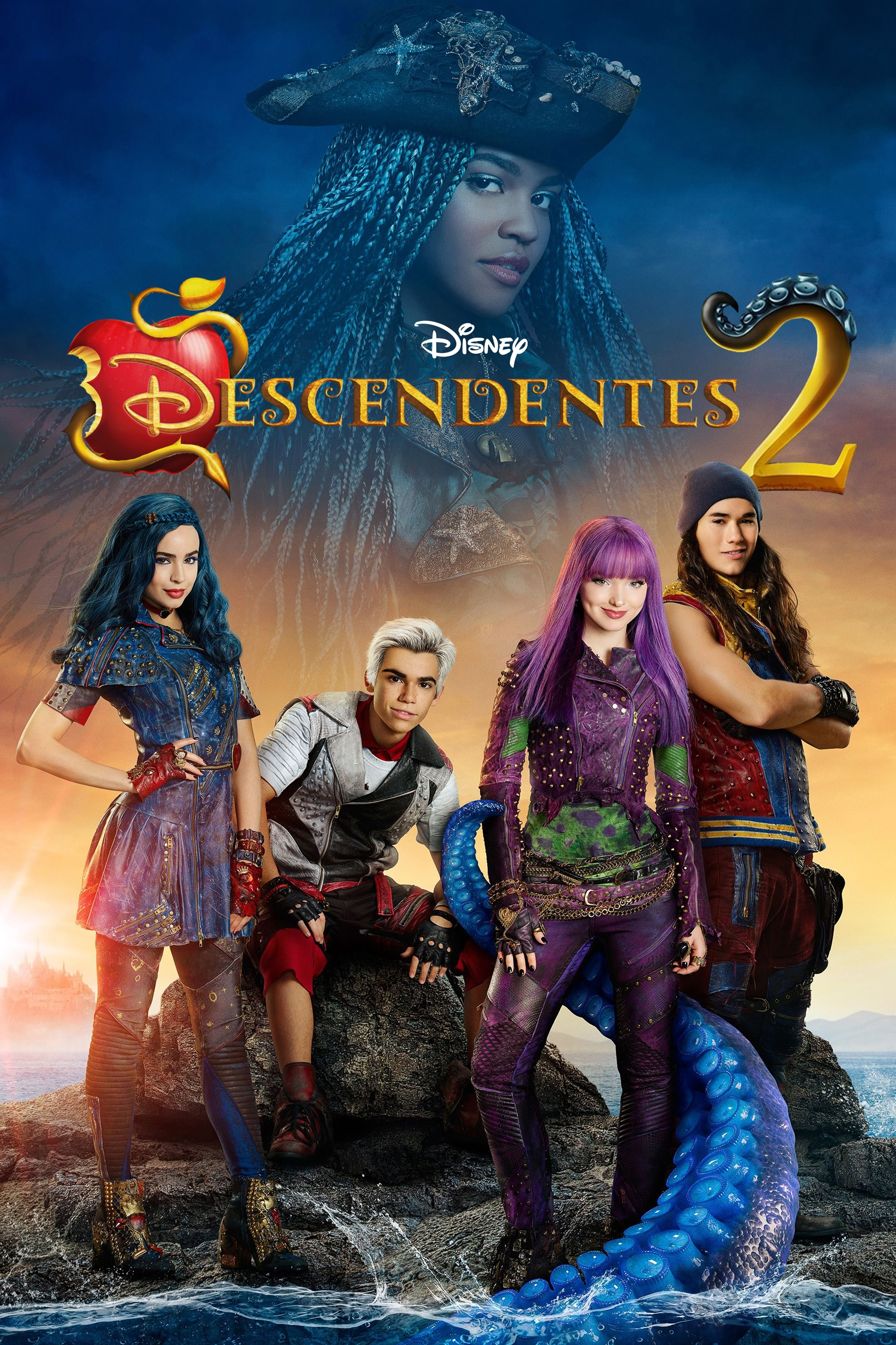 Descendants 2 Poster - 2-0