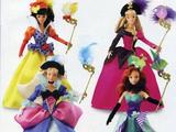 Disney Princess Royal Masquerade